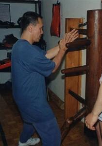 Sifu Nino Bernardo in M.Y.Jong